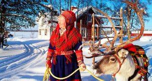 Pueblo Sami, Laponia