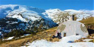 las alegas refugio Sierra Nevada. Las Alpujarras